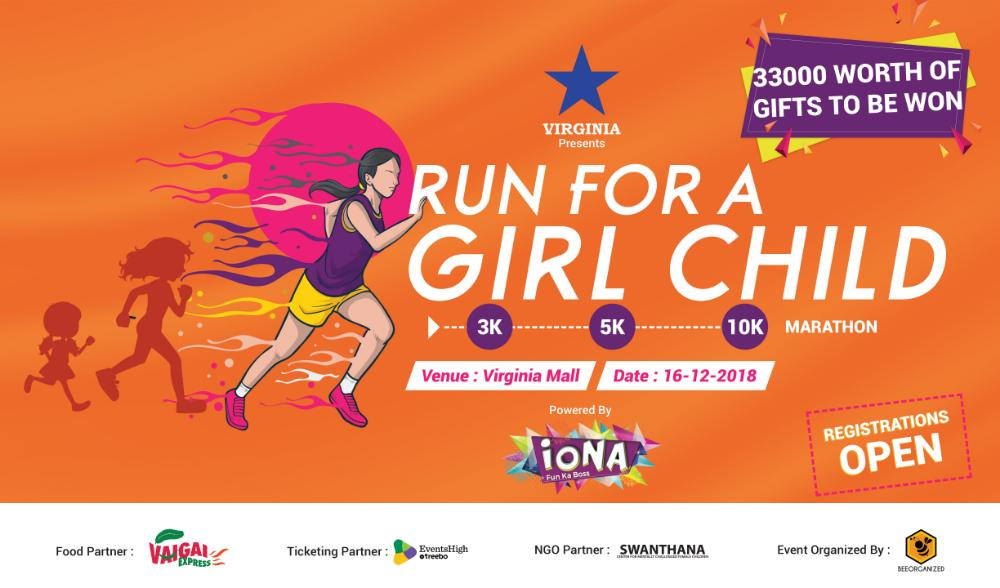 RUN FOR A GIRL CHILD